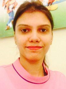 Dr Kavita - Pedodontist